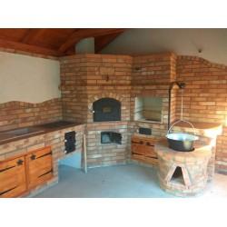 Materiály na stavbu kuchyne