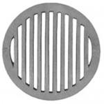 221626 Liatinový rošt D 250, okrúhly StrendPro