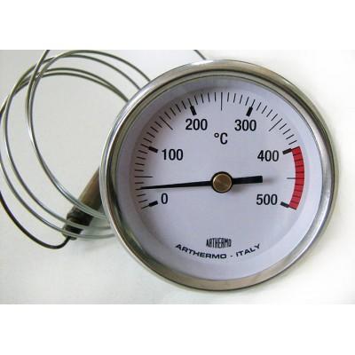 91630071 Teplomer 0-500°C, kapilárny  CEWALS