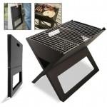 13083 Prenosný Gril BBQ Practic, 45x33x35 cm PERFECT HOME