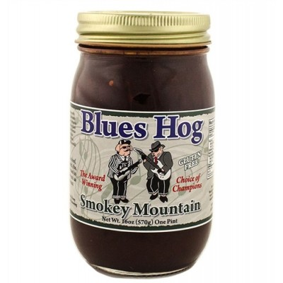 56025 Blues Hog Smokey Mountain Sauce (BBQ omáčka) 570 g