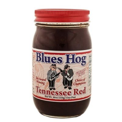 56024 Blues Hog Tennessee Red  Sauce (BBQ omáčka) 510 g