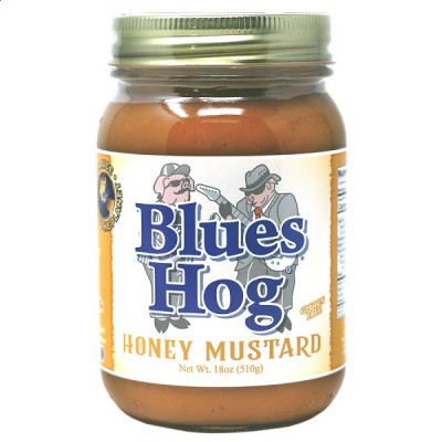 56021 Blues Hog Honey Mustard Sauce 510 g