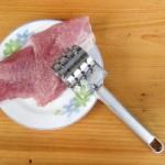 11272 Tenderizer na mäso nerezový PERFECT HOME