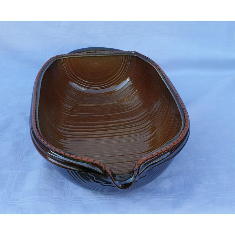 4150107 GERI Hrnčiarsky pekáč 7 litrové, glazúrovaný