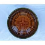 4150606 GERI Keramický pekáč okrúhlé 36 cm, glazúrovaný