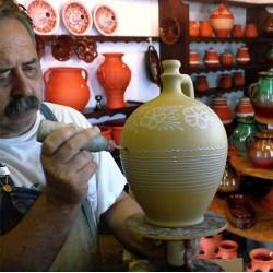GERI Maďarská keramika