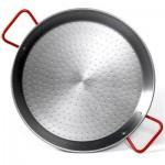 Oceľová panvica Paella 60 cm